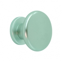 P01 - Knob standard finish STAINLESS STEEL